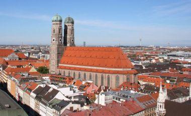 Catedrala Frauenkirche din Munchen