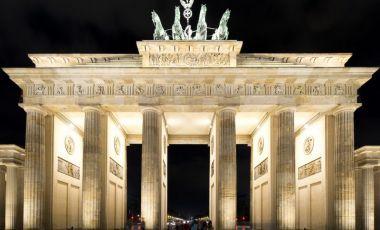 Poarta Brandenburg din Berlin