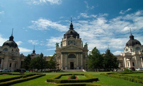 Baile Termale din Budapesta