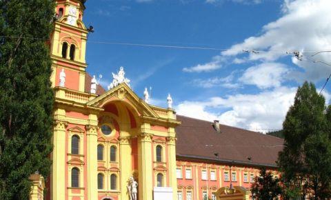 Bazilica Wilten din Innsbruck