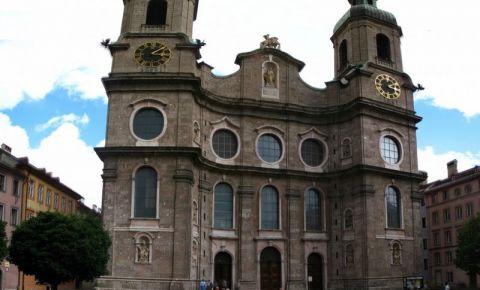 Catedrala Sfantului Jakob din Innsbruck