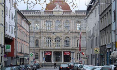 Cladirea Ferdinandeum din Innsbruck