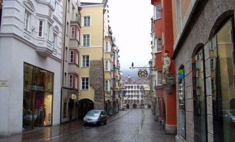 Strada Herzog Friedrich din Innsbruck