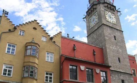 Turnul Stadtturm din Innsbruck