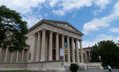 Muzeul de Arte Frumoase din Budapesta
