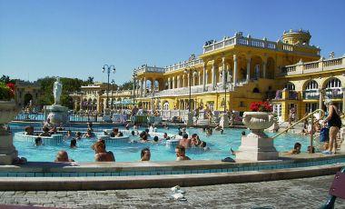 Parcul de Distractii din Budapesta