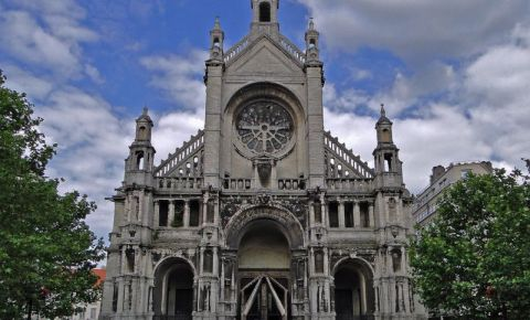 Biserica Sfanta Ecaterina din Bruxelles