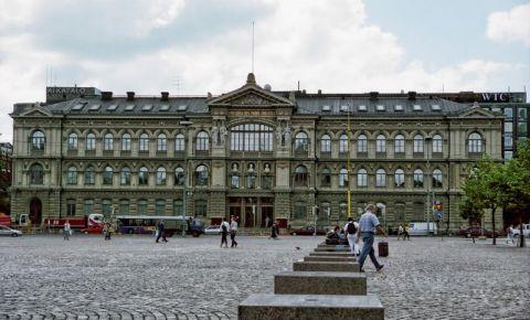 Muzeul de Arta Ateneum din Helsinki