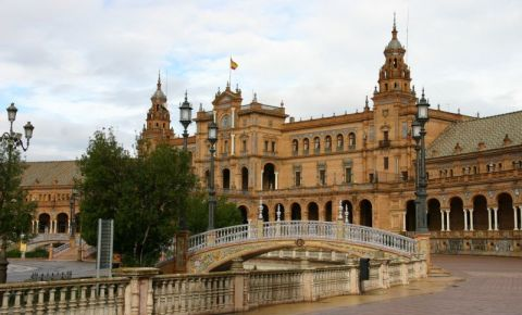 Piata Spaniei din Sevilia