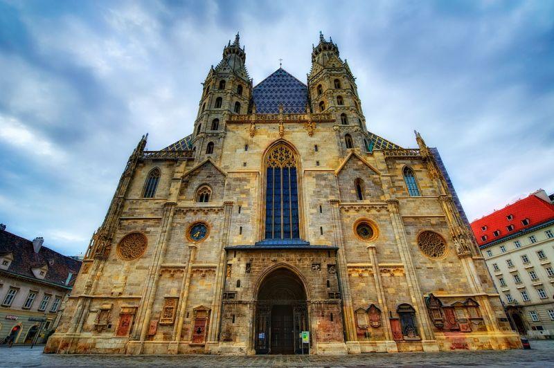Imagini pentru Catedrala SF. Stefan viena
