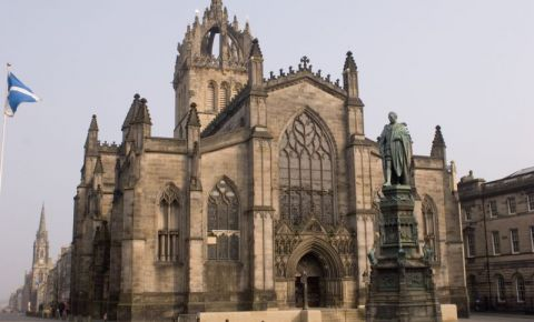 Catedrala Saint Giles din Edinburgh