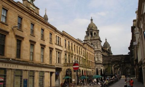 Centrul Comercial din Glasgow