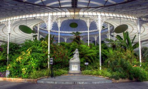 Gradina Botanica din Glasgow