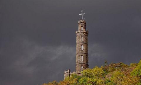 Monumentul Nelson din Edinburgh