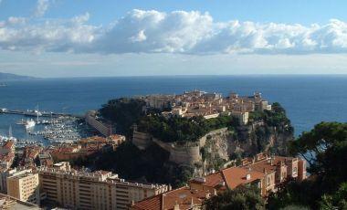 Centrul Istoric din Monaco