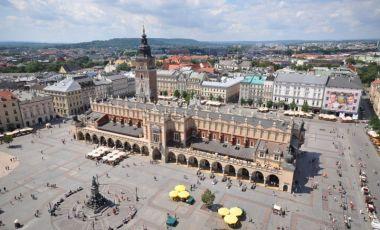 Piata Principala din Cracovia