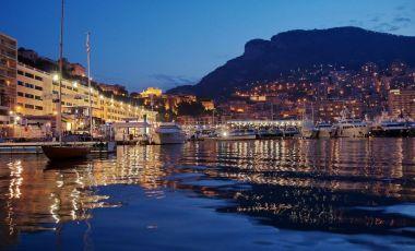 Portul Hercule din Monaco