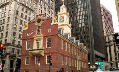 Vechiul Sediu Guvernamental din Boston