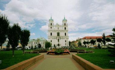 Catedrala Catolica Farny din Hrodna