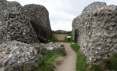 Fortul Old Sarum din Salisbury