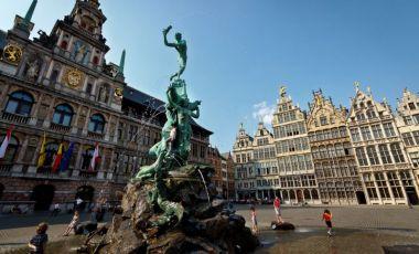 Piata Centrala din Anvers