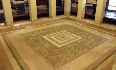 Ruinele Domus Romana din Rabat