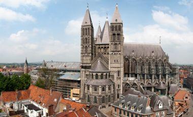 Catedrala Notre-Dame din Tournai