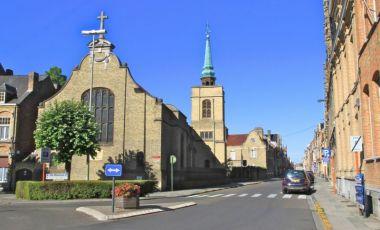 Biserica Sfantul Gheorghe din Ieper