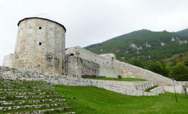 Fortareata din Travnik