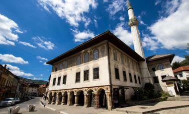 Moscheea Suleyman din Travnik