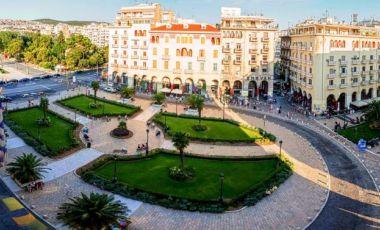 Piata Aristotel din Salonic