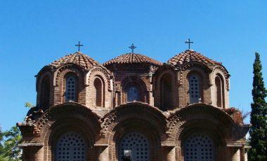 Biserica Panagia Chalkeon din Salonic