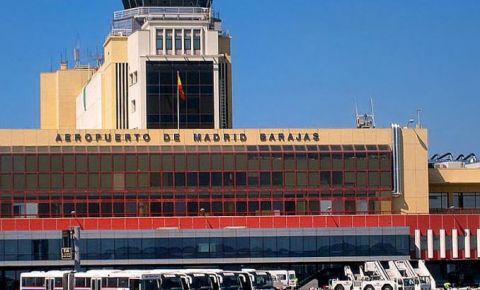 Aeroportul Adolfo Suárez Madrid-Barajas