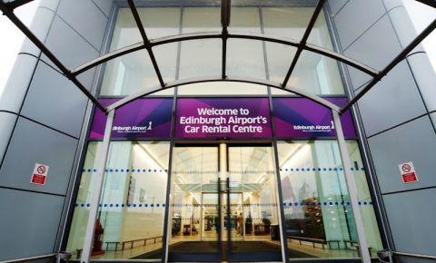 Aeroportul Edinburgh