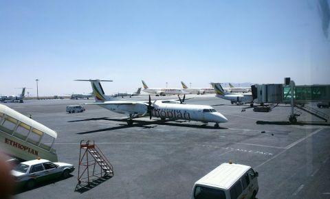 Aeroportul International Addis Ababa Bole