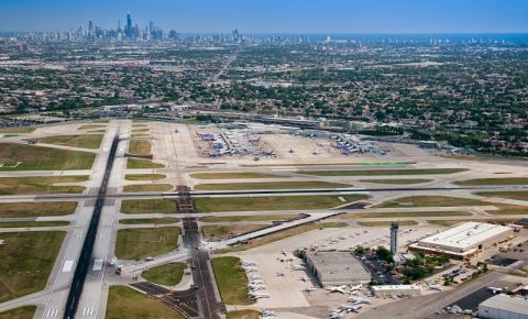 Aeroportul International Chicago Midway