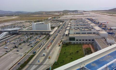 Aeroportul International Eleftherios Venizelos din Atena
