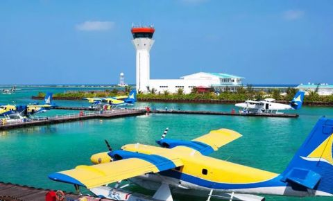 Aeroportul International Ibrahim Nasir Malé
