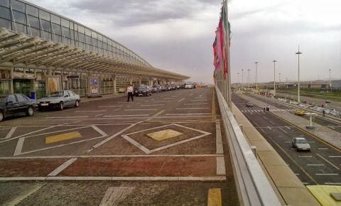 Aeroportul International Imam Khomeini – Teheran
