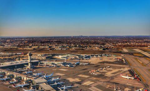 Aeroportul International John F. Kennedy - New York
