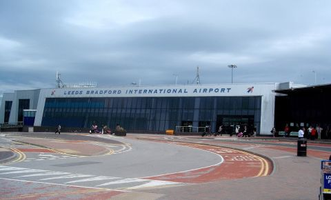 Aeroportul International Leeds Bradford