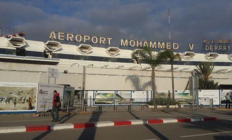 Aeroportul International Mohammed V Casablanca