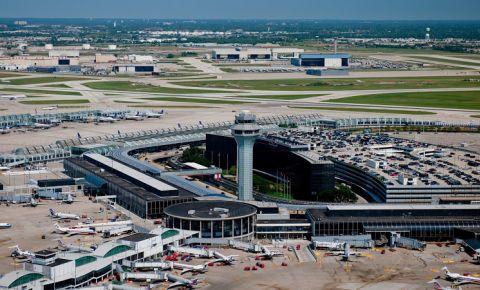 Aeroportul International O'Hare Chicago