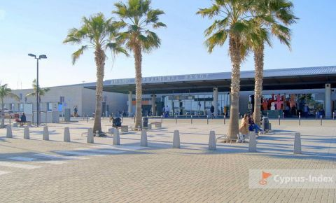 Aeroportul International Paphos