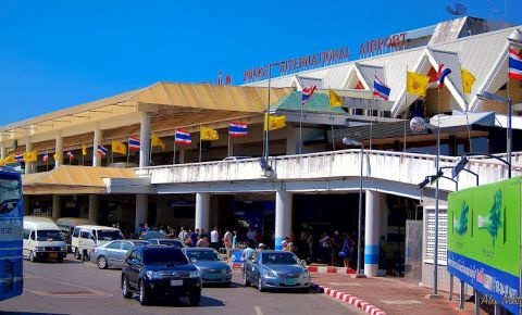 Aeroportul International Phuket
