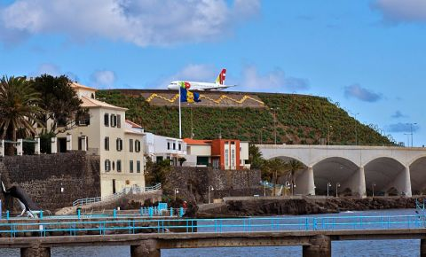 Aeroportul Madeira