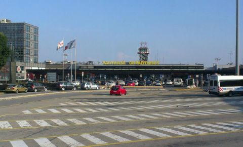 Aeroportul Malpensa – Milano