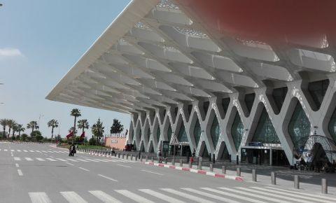Aeroportul Menara Marrakech