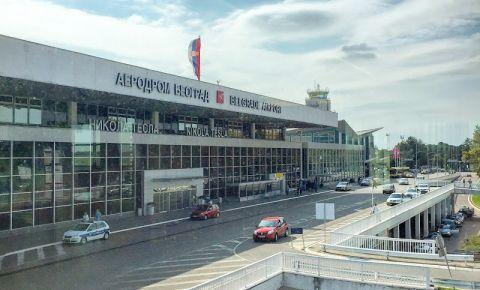 Aeroportul Nikola Tesla din Belgrad
