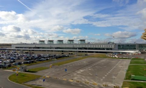 Aeroportul Pulkovo - St Petersburg